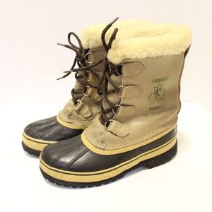 Sorel Caribou Distressed Insulated Winter Boots